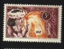POLYNESIE :  N° 28  Neuf ** , Cote   1,20 Euros Au Quart De Cote - Polynésie Française