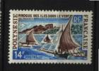 POLYNESIE :  N° 39  Neuf ** , Cote   7,60 Euros Au Quart De Cote - Polynésie Française