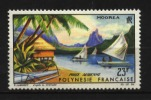 POLYNESIE  PA :  N° 9  Neuf ** , Cote  13,00 Euros Au Quart De Cote - Polynésie Française