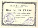 LOUVIERS . 1 FR - Bonos