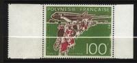 POLYNESIE  PA :  N° 91  Neuf ** , Cote  33,00 Euros Au Quart De Cote - Polynésie Française