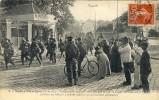 77)    LAGNY   THORIGNY   - Infanterie   Anglaise Arrivant Par La Rue De Claye ,3 Septembre 1914......un   Prisonnier - Lagny Sur Marne