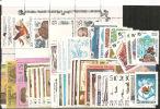 Russia 1989 MNH**  -  N° 54 Stamps In Compl. Sets VF  -  Item Description  Vedere Dettagli - Unused Stamps