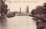 CPA - DIGOIN - CANAL DU CENTRE - LA FAIENCERIE - UNIS 20 - Digoin