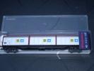 ELECTROTREN H0 Réf.: 5548 K : Wagon à Parois Coulissantes OPEL - GM, - Wagons Marchandises