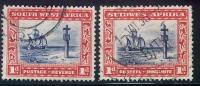 SWA Sg 75_76+77+80+96 Views - Zuidwest-Afrika (1923-1990)