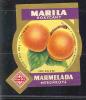 Czechoslovakia - Apricot Marmelade, MARILA In City Rokycany - Fruits & Vegetables