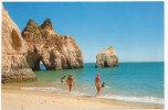 Portugal Postcard Algarve Sent To Sweden 19-4-1978 - Faro