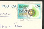 BENTOTA BEACH HOTEL Sri Lanka Stamp Rotary Golden Jubilée 1979 - Sri Lanka (Ceylon)