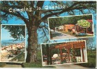 Italy, Camping La Quercia, Used Postcard [P9634] - Italia