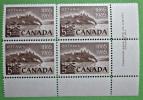 Briefmarken Kanada Canada 1965 Zusammendruck Mit Eckrand Gummiert Postfrisch Selten. - Blocks & Kleinbögen
