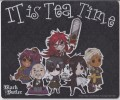 "Tapis De Souris Mousse Collector - Manga ""Black Butler - It Is Tea Time"" - Figurines"