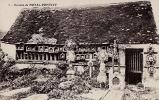 NOYAL PONTIVY - Ossuaire De ... - CIMETIERE, TOMBE, MORT, CRANE - CPA - Autres Communes