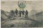 Rencontre Alpins Italiens Et Français Au Mamelon Frontiere E. Reynaud Edit. Chambery - Douane