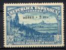 Spagna 1938 Unif. A194 **/MNH VF/F - Neufs