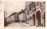 CPA Remiremont 88 Vosges Les Arcades - Remiremont