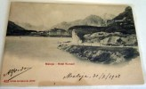 GRISONS MALOYA - Kursaal Und Silsersee Ca.1908 - GR Grisons