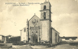 PORTUGAL - GOLEGA - IGREJA MATRIZ - 1910 PC - Santarem
