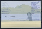ROMANIA / ROUMANIE  International Reply Coupon Reponse IAS IRC Antwortschein Pe31 Mint Without Darte Stamp ! - Entiers Postaux