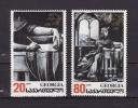 Georgia 1999 - MNH ** - Mi. 316/17 - UPU , Weltpostverein - Géorgie Georgien --- 01 - Géorgie