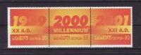 Georgia 2000 - MNH ** - Mi. 347/49 - Millennium - Géorgie Georgien --- 05 - Géorgie