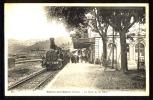 39 CPA -  SALINS-LES-BAINS  /  Le Quai De La Gare - Autres Communes