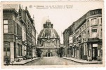 Scherpenheuvel, De Statiestraat En Basiliek (pk5214) - Scherpenheuvel-Zichem