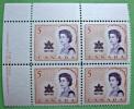 Briefmarken Kanada Canada 1967 Zusammendruck Mit Eckrand Gummiert Postfrisch Selten. - Blocks & Kleinbögen