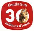 FONDATION 30 MILLIONS D'AMIS - Stickers