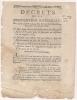 Décret Du 19 & 22 Août 1793 , 4 Pages  , Avoué , Cassation , Révolte , Corse , 2 Scans , Frais Fr : 2.60€ - Documents Historiques