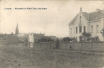 MOUSCRON - LUINGUE : Monastère De Notre Dame Des Anges - TRES RARE CPA - Moeskroen