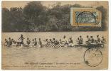535 En Riviere Un Jour De Fete Fortier  Voyagé Togo Kpalimé  Course Pirogues  Vers Lure - Togo