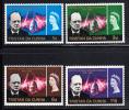 Tristan Da Cunha MNH Scott #89-#92 Sir Winston Churchill - Tristan Da Cunha