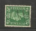 UK - GEORGE VI - 1950-52  - Colours Changed  - WATERMARK SIDEWAYS  SG #  505a USED - 1902-1951 (Kings)