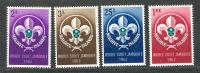 Maldive Islands - Maldives 1964 World Scout Jamboree, Marathon  MNH *** - Maldives (1965-...)