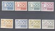 Maldive Islands - Maldives 1964 Olympic Games, Tokyo  MNH *** - Maldives (1965-...)