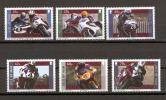 Man Motorräder - Motorbikes  Michel-Nr. 1211 -1216 ** (MNH) - Man (Eiland)