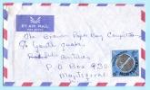 MONTSERRAT - Brief Cover Lettre - 323 Münzen   (21560) - Montserrat