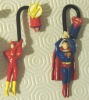 Figurines Justice League Flash Superman Weetos - Marvel Heroes