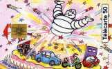 Michelin - Anniversaire - Bibendum 100 Ans - Gateau -   500 000 Ex - Publicité