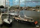 * (56)  LORIENT  *  CPM CPSM  - TRANSAT EN DOUBLE DEPART - Lorient