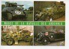 REF 70 -- AUTOMOBILE -- CPSM Musée De La Bataille Des Ardennes MERCEDES BENZ - Camions & Poids Lourds