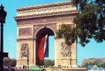 Automobile Voiture Car Auto  - Paris Arc De Triomphe - Passenger Cars