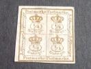 Germany Brunswick State Stamp #12  Mint NG VF - Brunswick