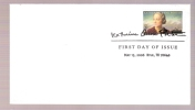 FDC Katherine Anne Porter , Scott # 4030 - First Day Covers (FDCs)