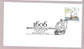 FDCSamuel De Champlain, Scott # 4073 - First Day Covers (FDCs)