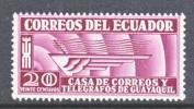 Ecuador RA 30   * - Ecuador