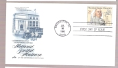 FDC National Postal Museum - 1991-2000