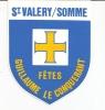 ST VALERY SUR SOMME  //  GUILLAUME LE CONQUERANT - Autocollants