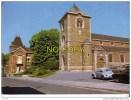 SAINT GEORGES  -  Eglise Et Maison Communale - Véhicules Anciens - Saint-Georges-sur-Meuse